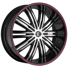 Pdk Automotive Ii Crave Wheels